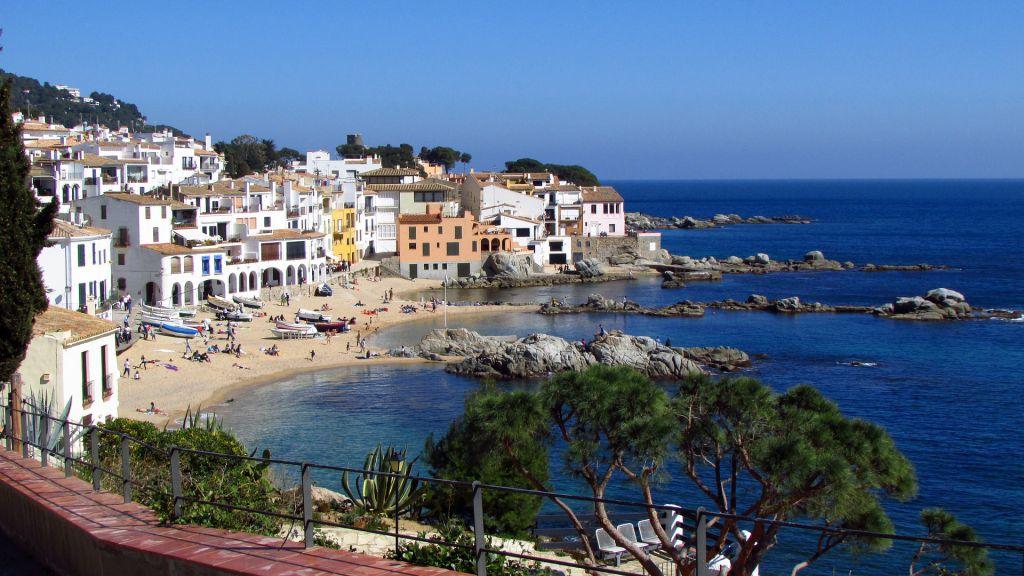 Calella de palafrugell hotel garb - Casa playa costa brava ...